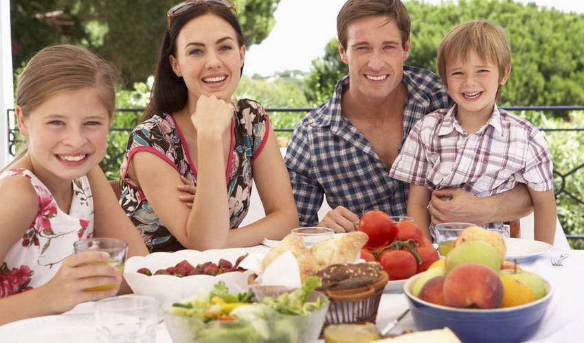 פיקניק משפחתי בחופש הגדול